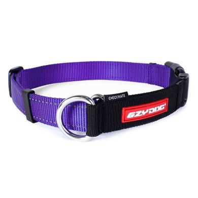 Purple - EzyDog Checkmate Collars