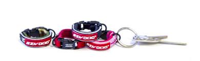 EzyDog Mini Neo Collar Key Ring