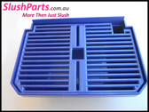 CAB Faby - Drip Tray & Grate - Blue Rectangle Old Style