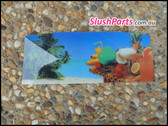 CAB Faby - Lid - Display Sign Insert