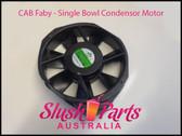 CAB Faby - Condensor Fan Motor - Single Bowl