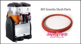 MY Granita  - XRJ-MGS - Red Bowl Gasket