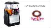 MY Granita  - XRJ-MGS - Tap Oring