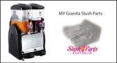 MY Granita  - XRJ-MGS - Clear Tap Support