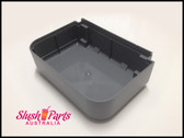 BRAS Caddy - Driptray Complete Grey