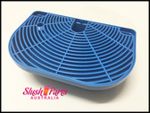 GBG - Driptray - Drip Tray & Grate Light Blue