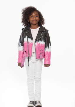 UNICORN DREAMS MOTO JACKET
