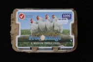 Eggs - 700grm Free Range - Half Dozen
