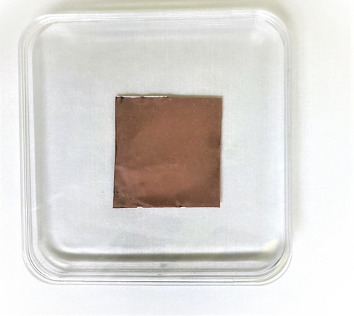 CVD h-BN - 2x2 inches large area high quality CVD monolayer hexagonal BN sheets - 2Dsemiconductors