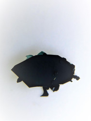 CrBr3 crystals by 2Dsemiconductors USA