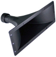 "4"" x 10"" SCREW-ON HORN  PT-410"