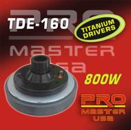 TWEETER DRIVER TDE-160
