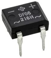 1.5A Bridged Rectifier  DF06M