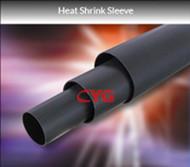 "Polyolefin Heat Shrink Tubing 2:1, 1/16"" (1.6mm)  HST-116BK"