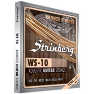 Bronze Acoustic Guitar Strings  WS-10