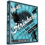 4-String Electric Bass Strings  SB-40
