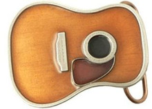 Belt Buckle Acoustic Guitar