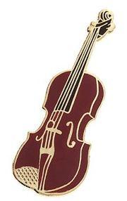 Mini Pin Violin