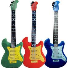 """Plush 21""""Guitar Pillow"""