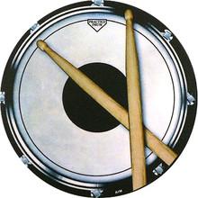 Coaster Drum Practice Pad Round