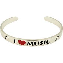 Bracelet I Love Music
