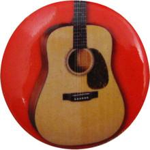 Button Acoustic Guitar