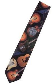 Tie Guitar Designer Ralph Marlin