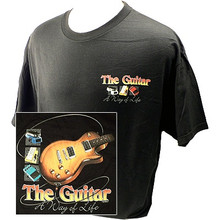 T-Shirt Way of Life Guitars
