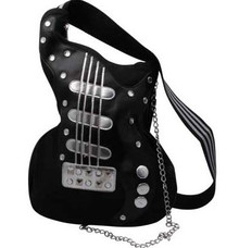Handbag Guitar CrossBody Bag