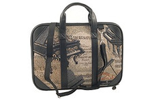 Briefcase Piano Tapestry