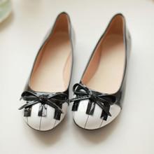 Piano Flat Heel Boat Shoes- Ladies 7.5, 8.5