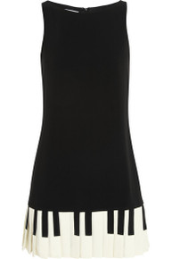 Piano Keys Sundress Sleeveless