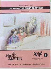 Musikgarten Enjoying Keyboard Bk 1 for Adults & Adolescents