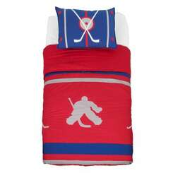 For the love of Hockey Bedding