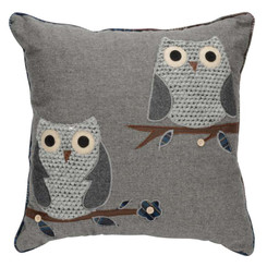 Hootie Owls 18 by 18 inches