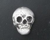 Skull 1 Lapel Pin