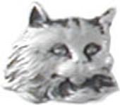 Cat Head Pin 2