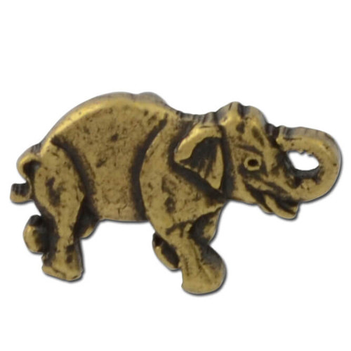 Elephant 3 Lapel Pin