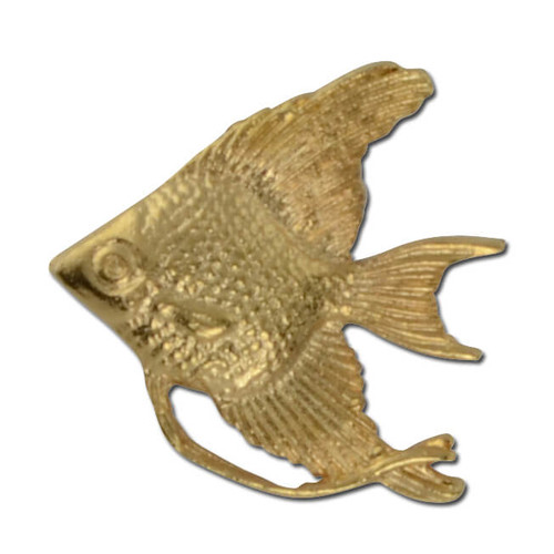 Angelfish Lapel Pin
