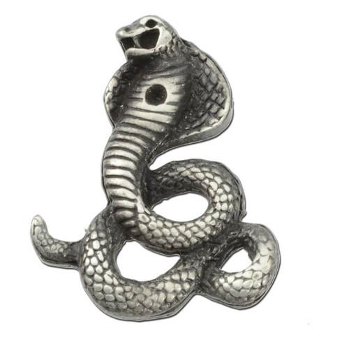 Cobra Snake Pin