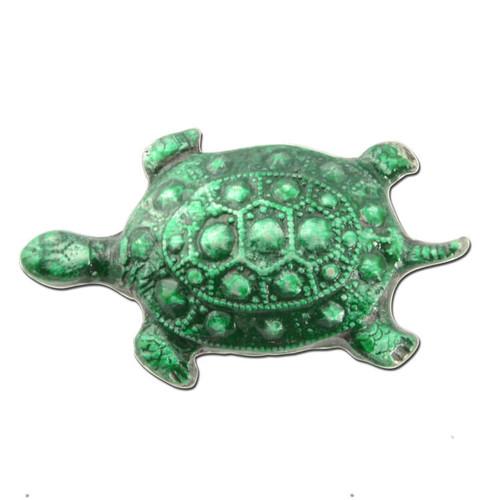 Green Sea Turtle Pin