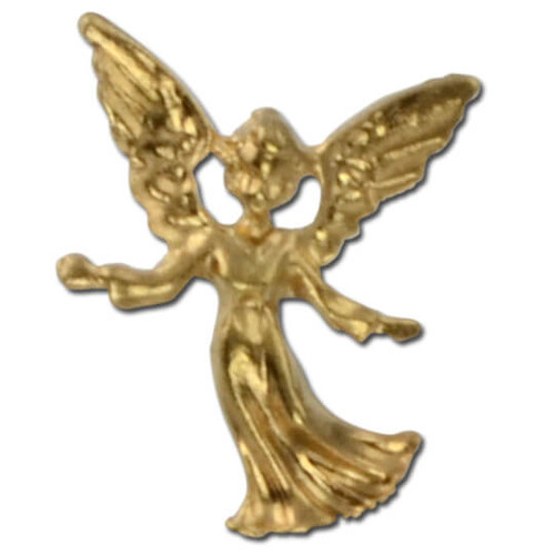 Angel 3 Lapel Pin