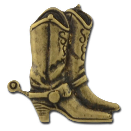 Boot 2 Lapel Pin
