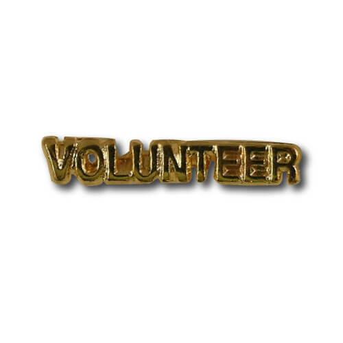 Volunteer 2 Lapel Pin