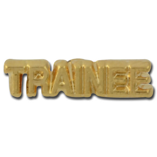 Trainee Lapel Pin