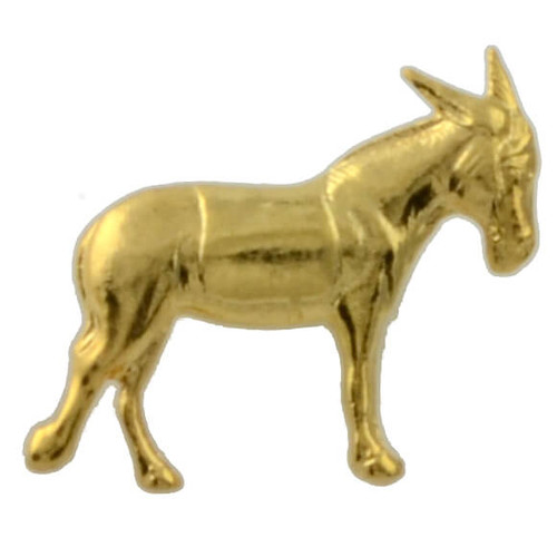 Donkey 2 Lapel Pin