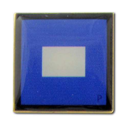 Nautical Code Flag P - Papa lapel pin