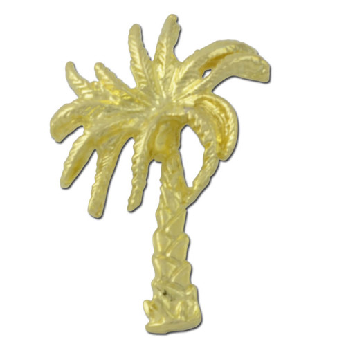 Palm Tree Lapel Pin