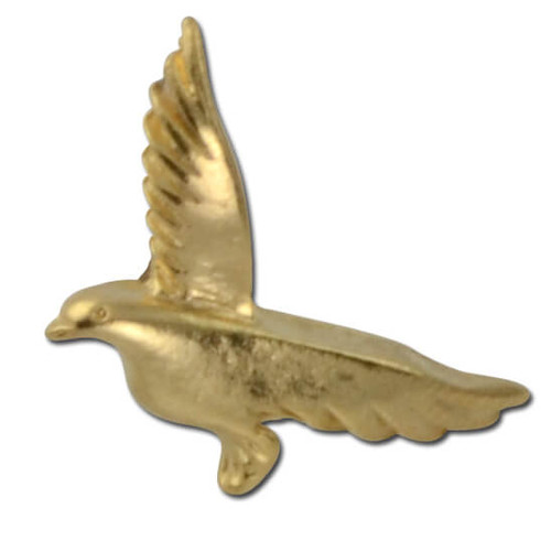 Bird 2 Lapel Pin