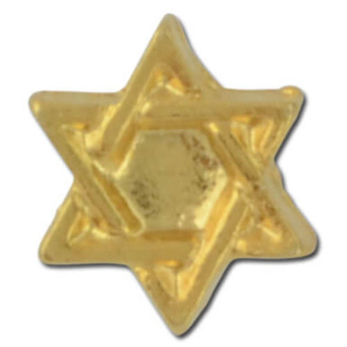 Star of David Lapel Pin